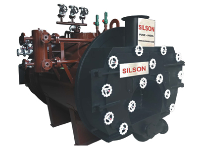 Solid Fuel Fired Boiler
